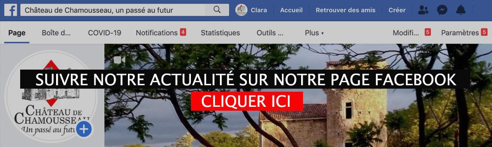 Bandeau Chamousseau Actualité FB